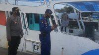 Polres Pelabuhan Sosialisasi Larangan Mudik di Dermaga Paotere