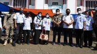 Jelang Idul Fitri, Disperindag Pantau Harga Kebutuhan Pokok di Pasar Amparita
