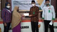 Baznas Makassar, Tuntaskan Penyaluran Zakat di 15 Kecamatan