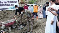 Peletakan Batu Pertama Pondok Pesantren Sangu Al-Furqan