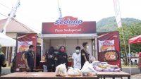 Peduli Kesulitan Masyarakat Pemkab Luwu Gelar Pasar Murah Di IKM Barambing