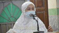 Andi Kartini Berbagi Kisah di Masjid Nujumul Ittihad