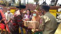 Bupati Wajo Beri Bantuan Korban Kebakaran di Kelurahan Maddukkelleng