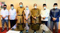 Komisioner Baznas Makassar Sepakat Ashar Tamanggong Jabat Ketua