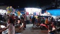 PD Pasar Perketat Protokol Kesehatan di Pasar Senggol