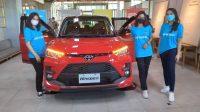 Toyota Raize Resmi Mengaspal di Makassar