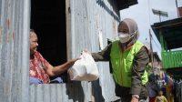 Anir Berbagi Berkah Ramadan dengan Warga Pulau