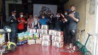 Hotelier Cycling Community Gelar Gowes Amaliah Ramadan