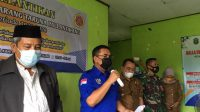Wakil Bupati Takalar lantik karang taruna Pallantikang periode 2021-2024