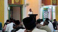 Dukung Keagamaan, Syaharuddin Alrif Siap Bantu Masjid Agung dan Rumah Tahfidz Al-Quran Sidrap