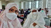 Majdah: Anugerah Ramadan, Warga Taat Prokes Salat Idulfitri di Masjid Ash Shahabah UIM