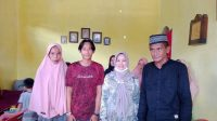 Wabup Sinjai Bersilaturahmi dengan Keluarga Korban Kapal Tenggelam