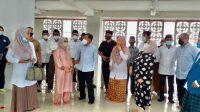 Jusuf Kalla Silaturahmi Dengan Civitas Akademik UIM, dan Tinjau Gedung Baru