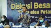 Bareng Kementan, Syaharuddin Alrif Diundang ke NasDem Jatim Bicara Potensi Porang