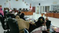 Komite Medik RSUD Majene Sampaikan Tuntutan ke DPRD