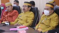 Bupati Bantaeng - Forkopimda Ikuti Upacara Peringatan Hari Pancasila