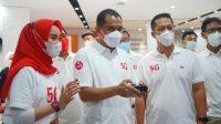 Makassar Kota Pertama di Wilayah Sulawesi Hadirkan Layanan Telkomsel 5G