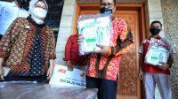 Ace Hardware Beri Bantuan Hazmat ke Pemkot Makassar