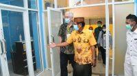 Prof Din Syafruddin Terkesan Penanganan Covid-19 di Soppeng