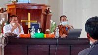 Sidang Sinode Gepsultra XVIII Perketat Protkes Batasi Peserta