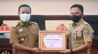 Tiga Tahun Surplus Pangan, Bantaeng Raih Penghargaan Pemerintah Pusat