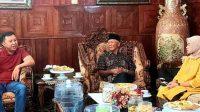 Bupati Selayar Terima Kunjungan Silaturahmi Datu Luwu, Ternyata Ini yang di Bahas