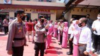Kapolda Sulsel Kunjungan Kerja ke Polres Palopo dan Lutra