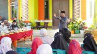 Syukuran Warga Mahalona Raya, Bupati Budiman Paparkan Progam Luwu Timur Terang
