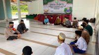 Silaturahmi ke Ponpes, Kapolres Enrekang Beri Motivasi kepada Para Hafiz