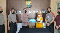 Kapolres Enrekang Beri Ucapan Selamat Anniversary Upeks ke 21