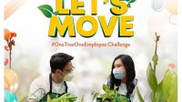 Misi BNI Selamatkan Alam, Rayakan HUT ke-75 dengan Tanam Ribuan Pohon