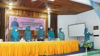 TP- PKK Kepulauan Selayar Rakor dan Evaluasi Program Kerja
