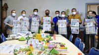 HUT UPEKS 21 Tahun, Wali Kota Makassar Harapkan Peranan Media Sukseskan Makassar Recover