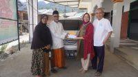 Mantan Anggota DPR RI Wakafkan 1 Unit Mobil Ke Pesantren Darul Arqam Muhammadiyah Enrekang