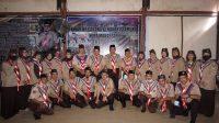 Pembina Pramuka Mahir Kwarcab Makassar Dilantik