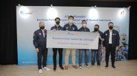 Dukung Talenta Atlet, AXA Mandiri Berikan Asuransi kepada Juara IBL 2021