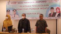 Sekda Syafruddin Nurdin Sebut Jeneponto Pusat Destinasi Baru