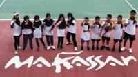 Kantongi Empat Medali Emas, Pelti Pangkep Yakin Juara Umum di Kejurnas Tenis Pelti Makassar