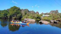 Sandiaga Uno : Geopark Rammang Rammang Adalah Destinasi Wisata Kelas Dunia