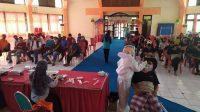 Pegawai Dan Penerima Manfaat Balai Disabilitas Wirajaya Ramai-Ramai Ikuti Rapid Tes Antigen