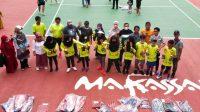 Tak Terbendung, Pangkep Dominasi Emas di Kejurnas Tenis Junior Pelti Makassar