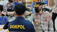 Polres Bantaeng Sediakan Stok Darah Selama Pandemi Covid-19