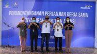 Balai Gau Mabaji dan Bank Mandiri Jalin Kerja Sama untuk Penyaluran Bantuan ATENSI