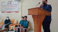 Motivasi Peserta LDK, Wabup Takalar: Pemuda Adalah Aset Bangsa Pemimpin Masa Depan