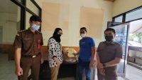 Tersangka dan Barang Bukti Pembunuhan Selebgram Makassar Diterima JPU