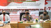 Polres Pelabuhan Siap Ungkap Penyalahgunaan Narkotika Saat Ops Antik 2021