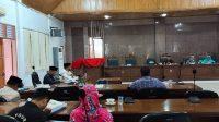DPRD Bulukumba RDP dengan Pengembang Pasar Tanete Soal Ganti Rugi Lahan