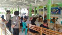 Polres Majene Kawal dan Amankan Kegiatan Vaksinasi