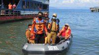 Bupati Lutim Turun Langsung Bantu Pencarian Korban Tenggelam