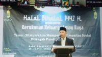 Halalbihalal KKLR, Bupati Budiman Ajak Semua Elemen Dukung Pembangunan Luwu Raya